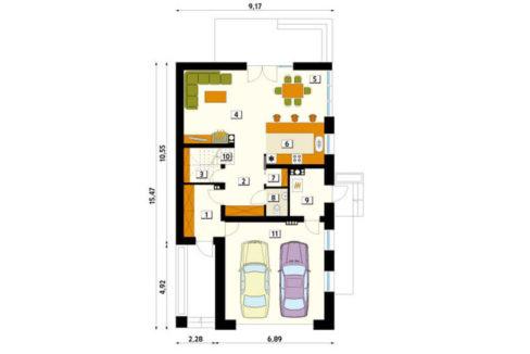 rodinny-dom-trendhouse-bungalov-dom-trd---217-podorys
