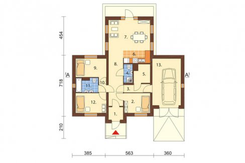 rodinny-dom-trendhouse-bungalov-trd---101-podorys