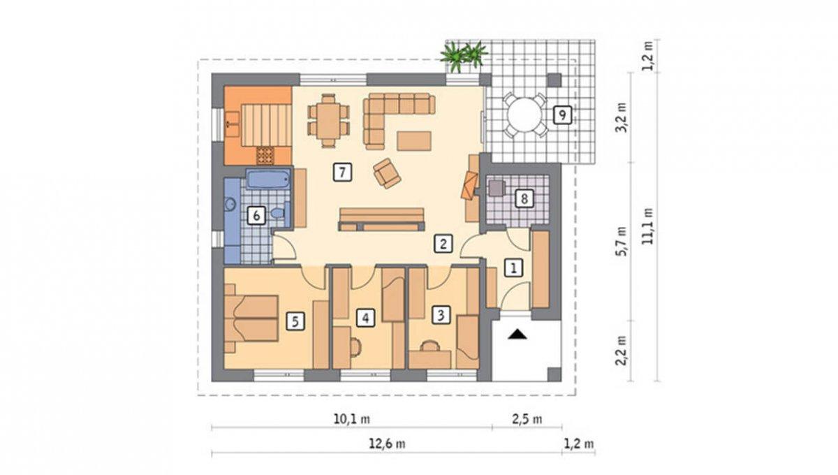 rodinny-dom-trendhouse-bungalov-trd---105-podorys