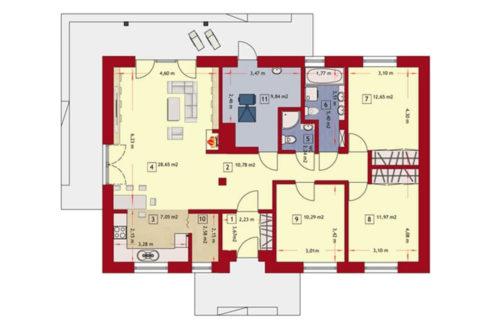 rodinny-dom-trendhouse-bungalov-trd---110-podorys