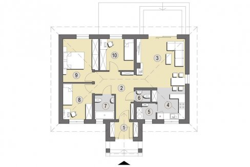 rodinny-dom-trendhouse-bungalov-trd---116-podorys