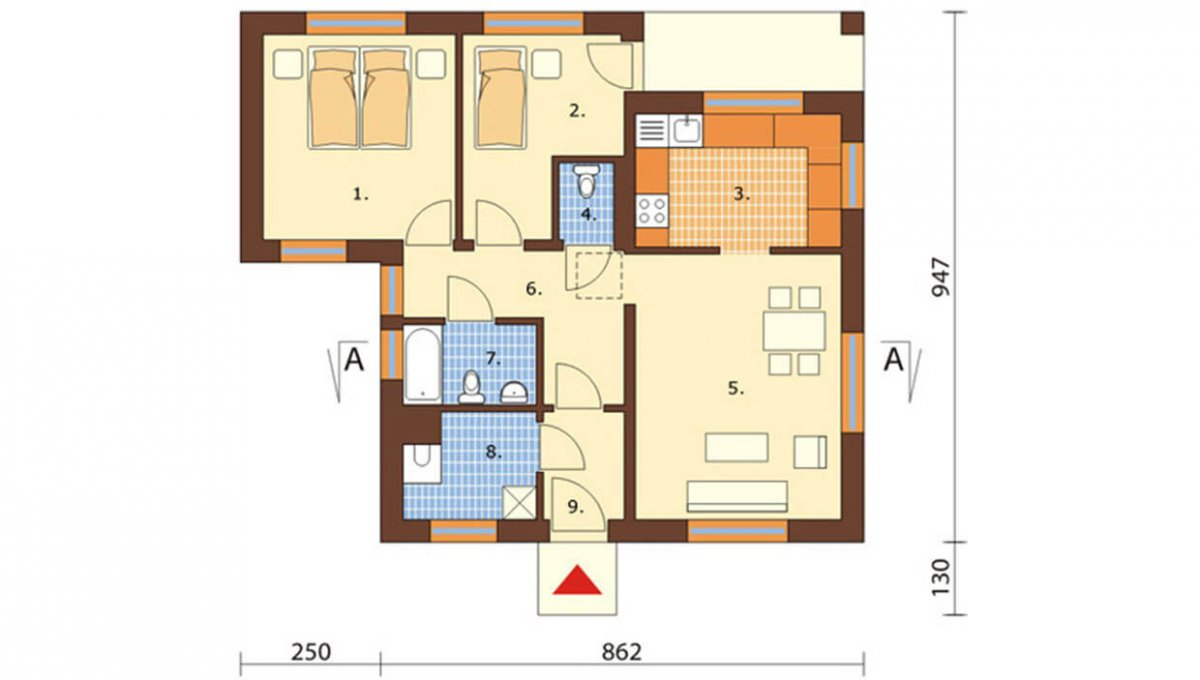 rodinny-dom-trendhouse-bungalov-trd---132-podorys