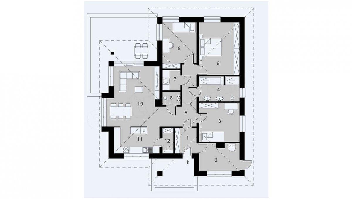 rodinny-dom-trendhouse-bungalov-trd---225-podorys