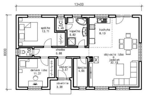 rodinny-dom-trendhouse-dvojposchodovy-dom-trd---122-podorys
