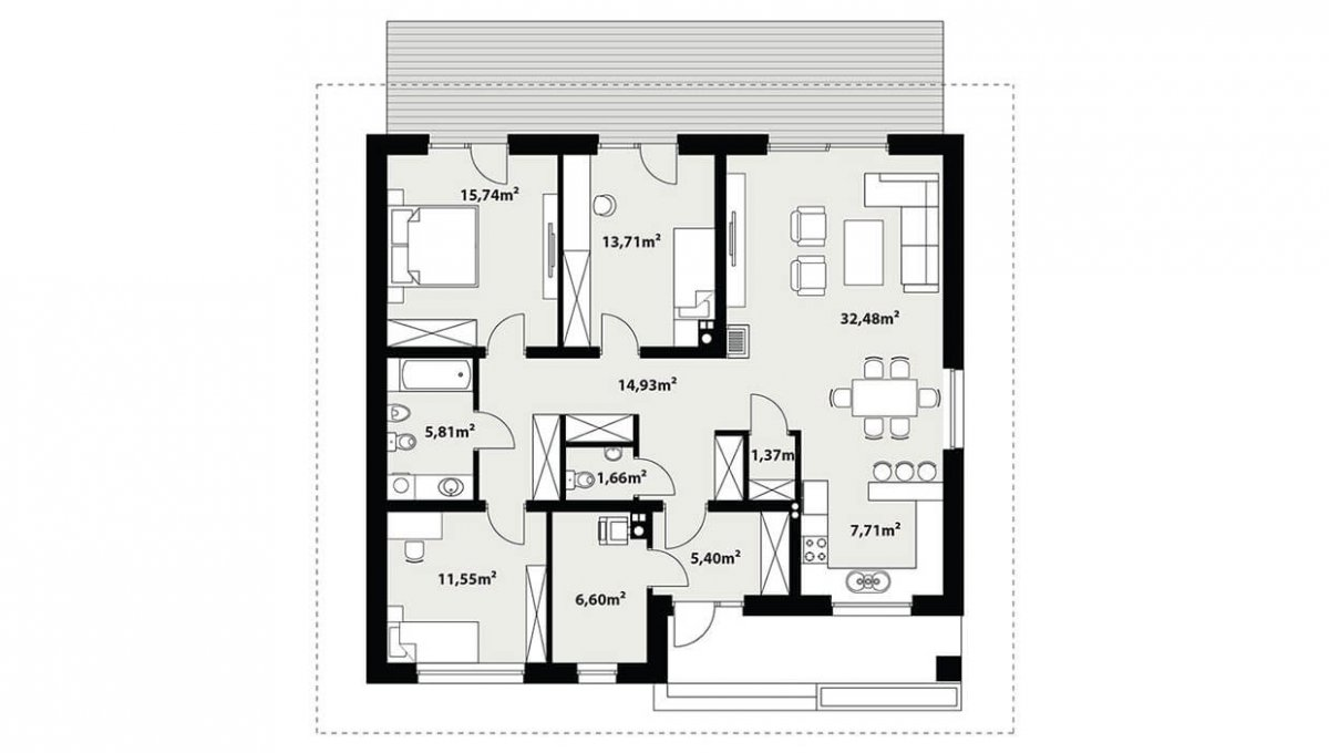 rodinny-dom-trendhouse-dvojposchodovy-dom-trd---148-podorys