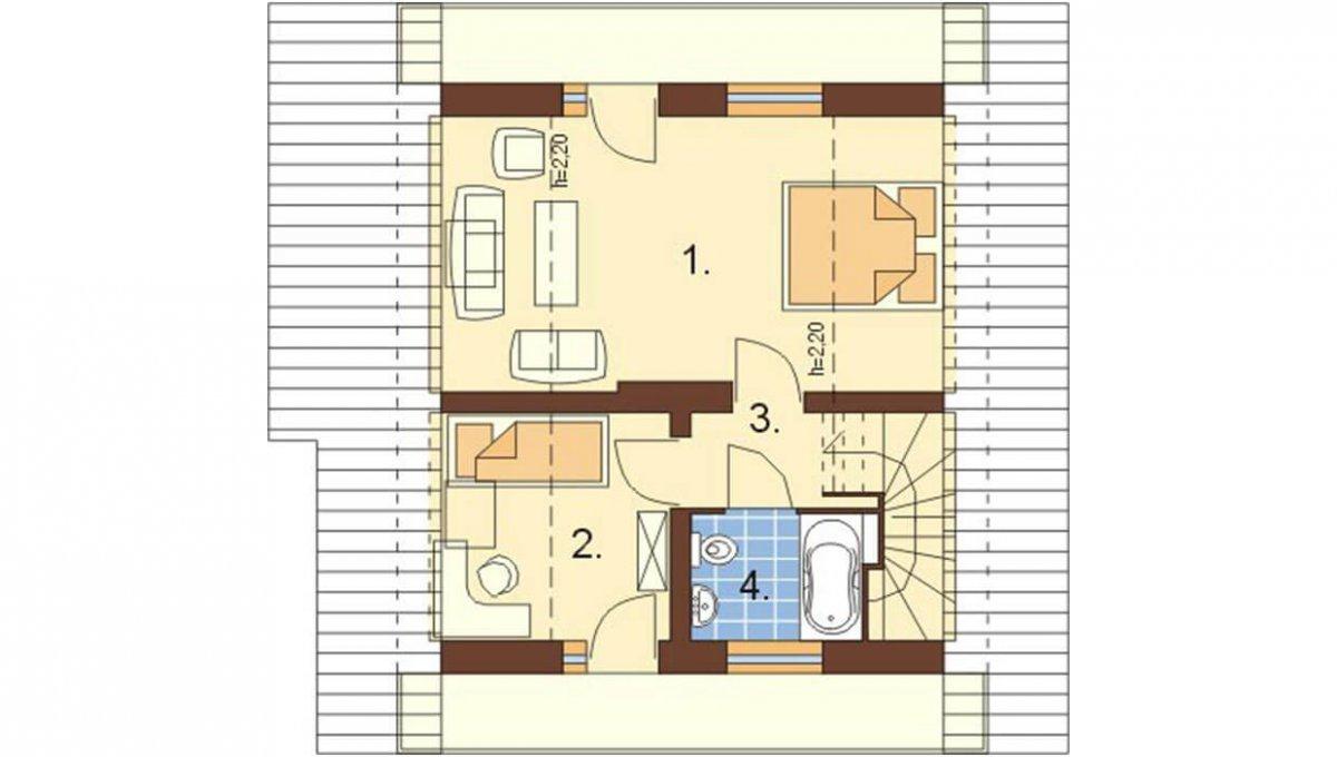 rodinny-dom-trendhouse-dvojposchodovy-trd---104-podorys-poschodie