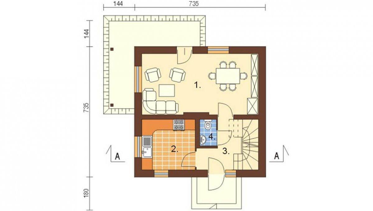 rodinny-dom-trendhouse-dvojposchodovy-trd---104-podorys-prizemie