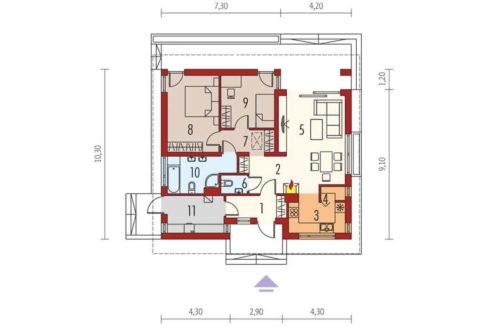 katalogovy-projekt-rodinny-dom-trendhouse-TRD-159-podorys