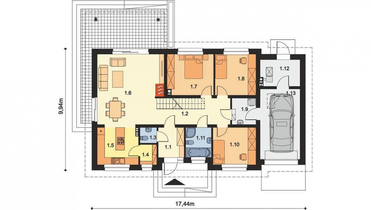 katalogovy-projekt-rodinny-dom-trendhouse-TRD-165-podorys