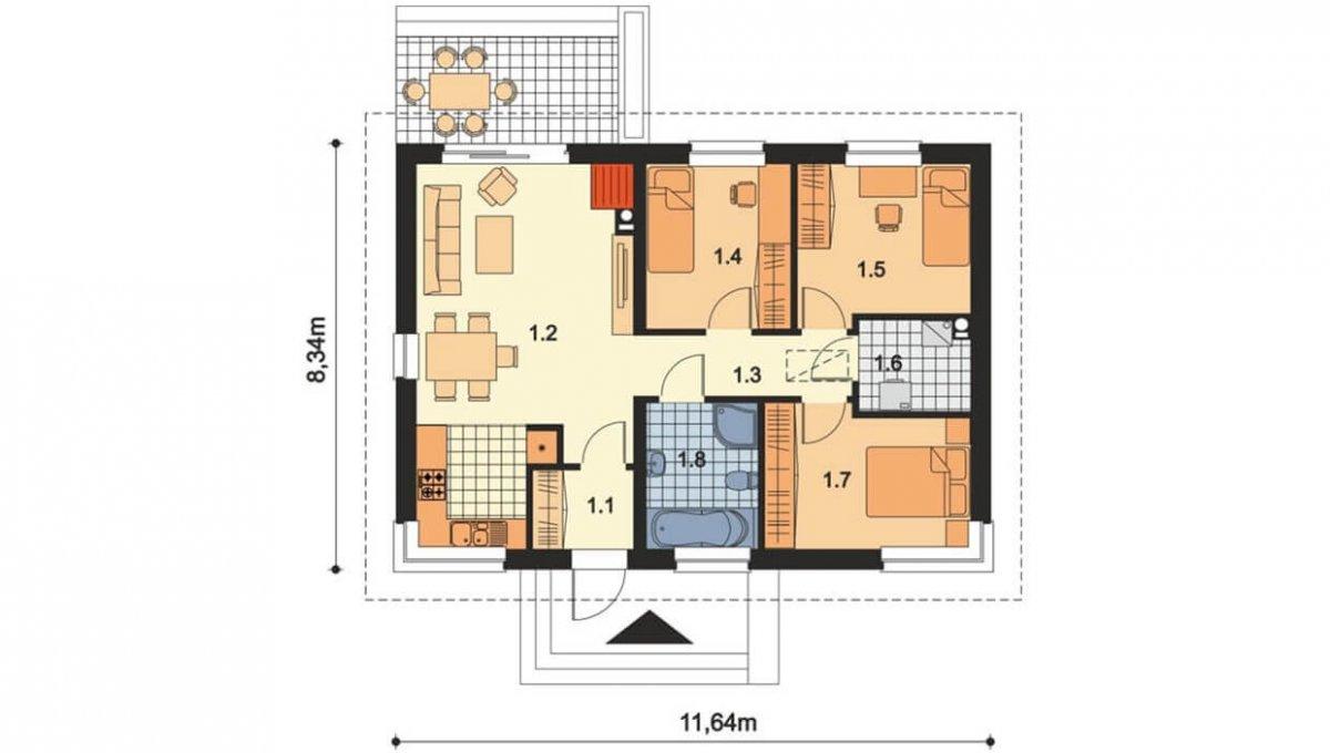 katalogovy-projekt-rodinny-dom-trendhouse-TRD-176-podorys