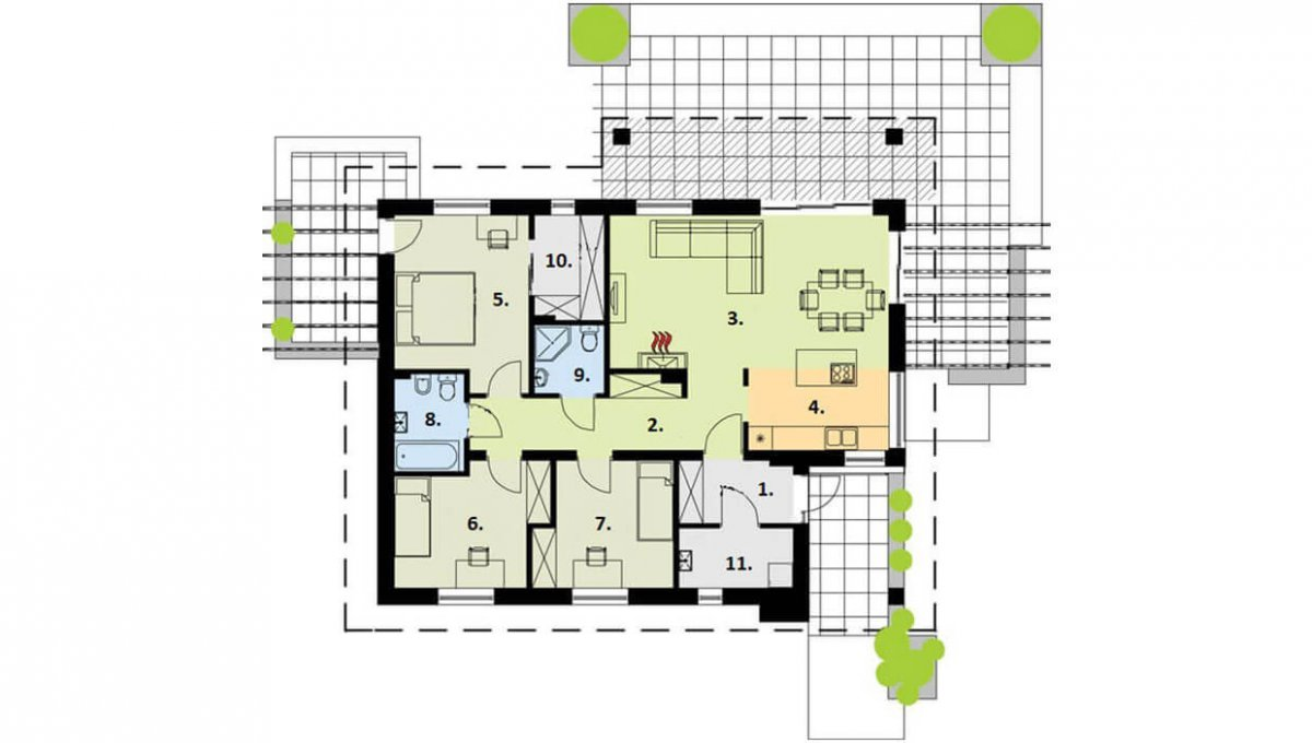 katalogovy-projekt-rodinny-dom-trendhouse-TRD-195-podorys