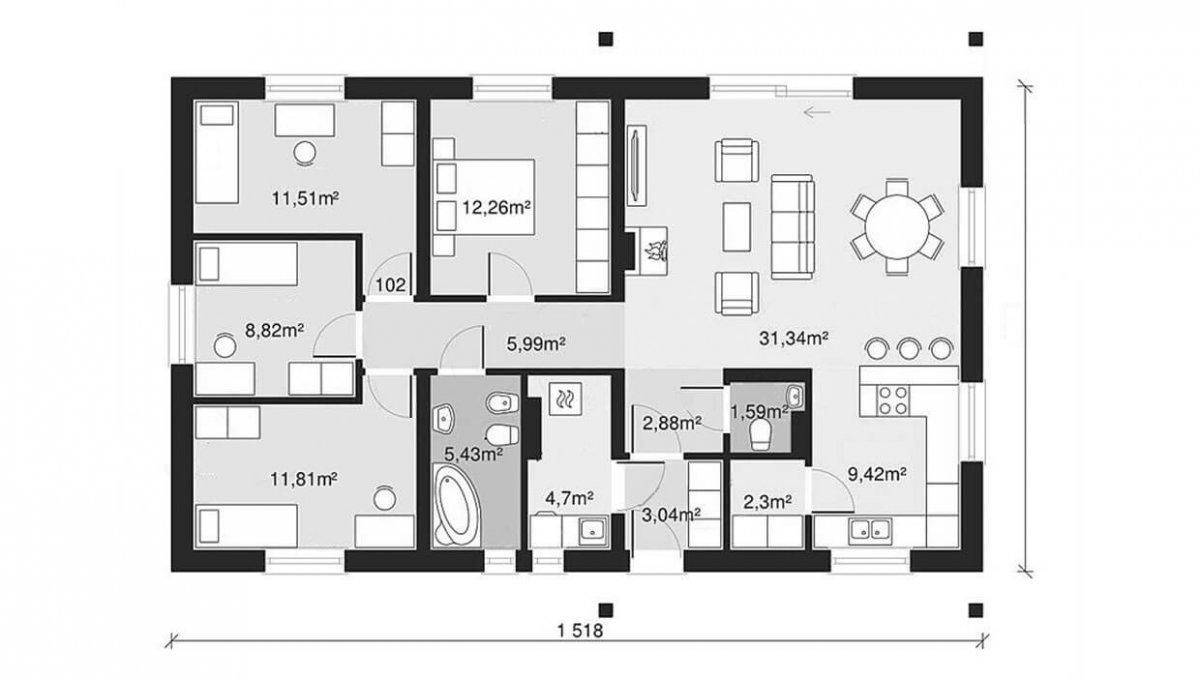 katalogovy-projekt-rodinny-dom-trendhouse-TRD-226-podorys